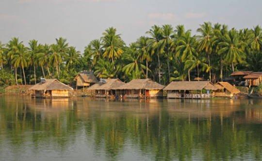 Du lịch Lào - Si Phan Dom - iVIVU.com