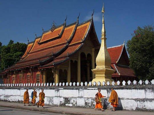 Du lịch Lào - Luang Prabang - iVIVU.com