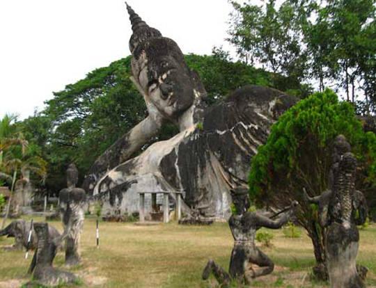 Vườn Phật - iVIVU.com