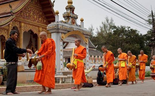 Luang Prabang, Lào - iVIVU.com