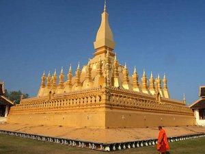 Pha That Luang, Viên Chăn