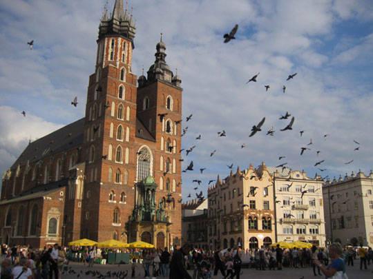 Nhà thờ thánh Mary, Ba Lan - iVIVU.com