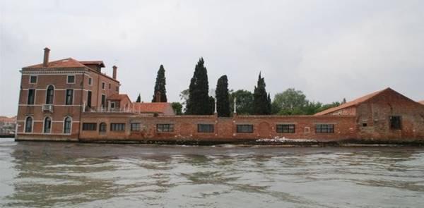 Tòa nhà Casino degli Spiriti, một trong những nơi ma ám ở Venice - Ảnh: venezziamente