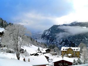 Làng Wengen, Thụy Sĩ - iVIVU.com